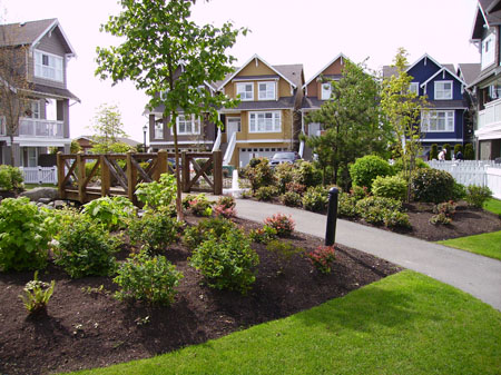 Bellingham Lawn Mowing for beautiful yards - call GreenThumb